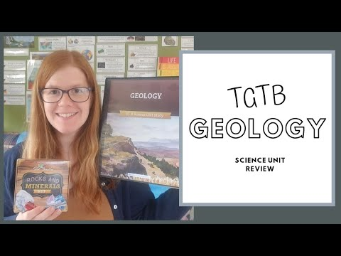 Geology science unit review & flipthrough- The Good and the Beautiful