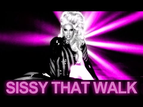 RuPaul's Sissy That Walk Official Music Video