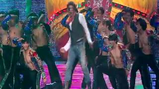 The Deol family together on stage at IIFA Awards 2011   Segment IV