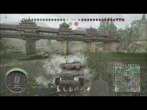 WOT Console II Sharpshooter - Casual Ace (Ace II) - YouTube