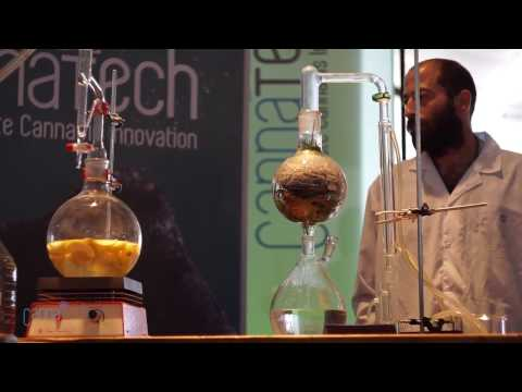 CannaTech 2017 - The Essence of Cannabis: A Terpene Workshop in 5D