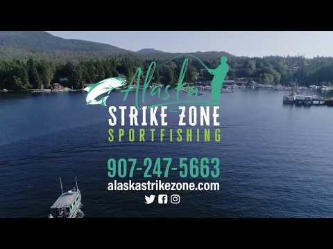 Alaska Strike Zone - Fishing Charter In Ketchikan, Alaska
