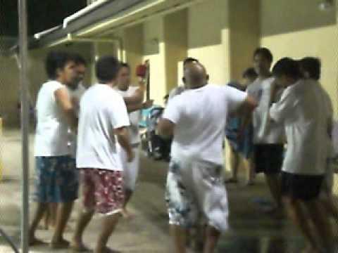 boys of Brigham Young University Hawaii  filipino club