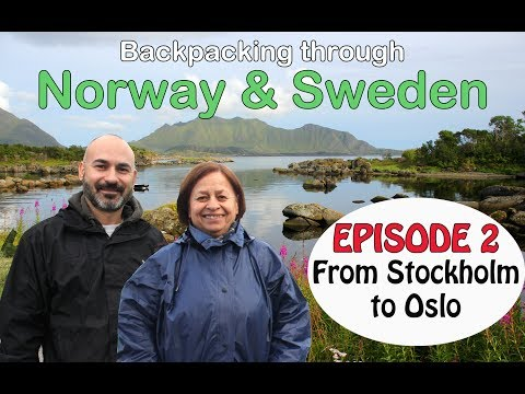 Backpacking in Norway & Sweden – Episode 2: Through the cycle of life in Oslo
