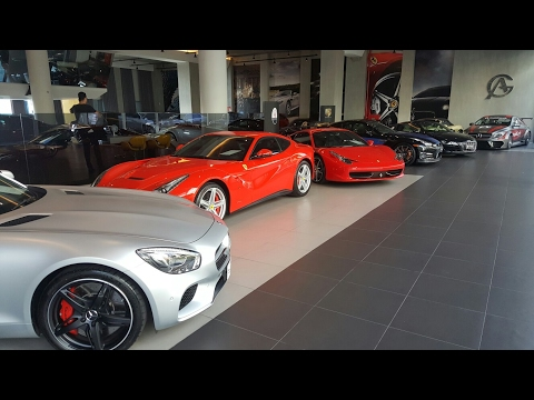 SHOWROOM PREMIUM DA AVANTGARDE MOTORS - CVBR #73