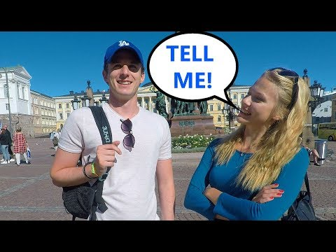What Do Foreigners Think About Finland? (Interview)