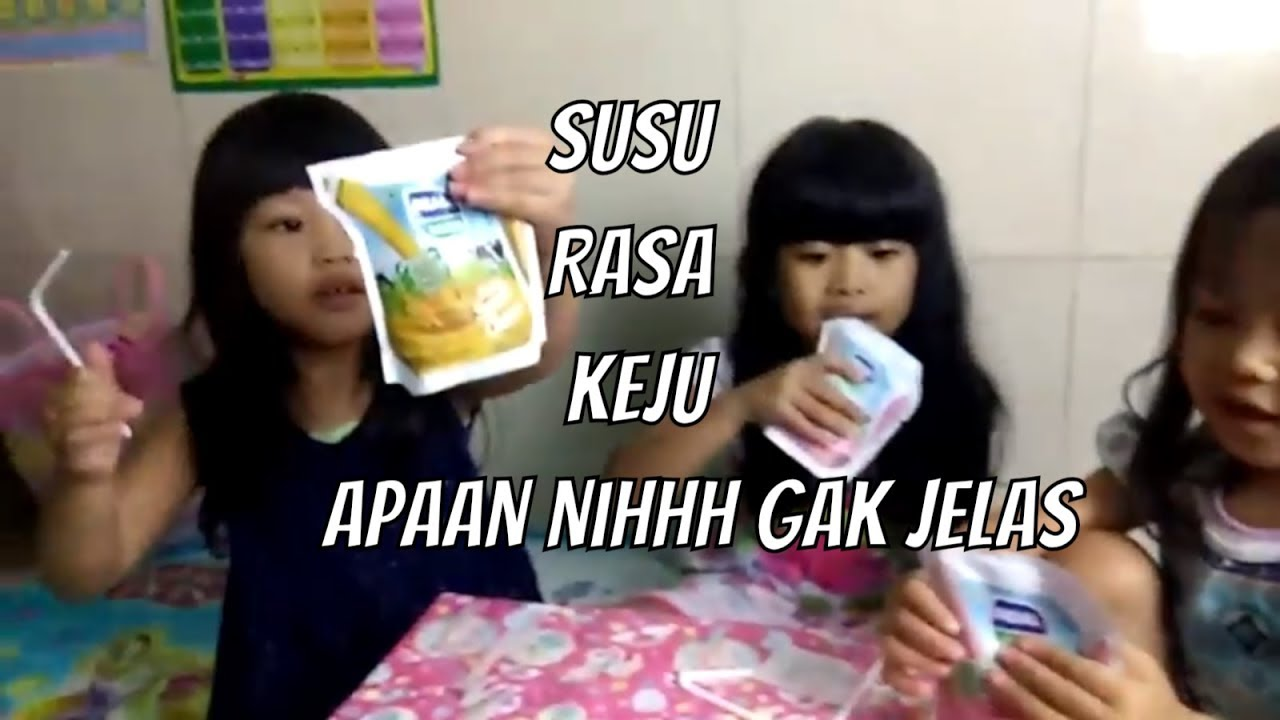 Susu rasa keju? Beneran nih produk dari Real Good Susu Rasa Sweet Cheese