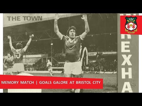 Memory Match | Goals Galore at Bristol City