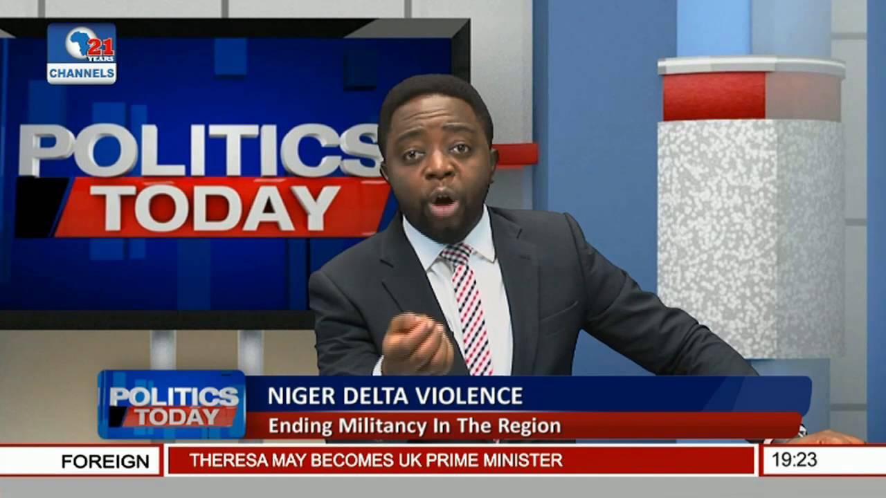 In Nigeria, Politics and Militancy Go Hand in Hand
