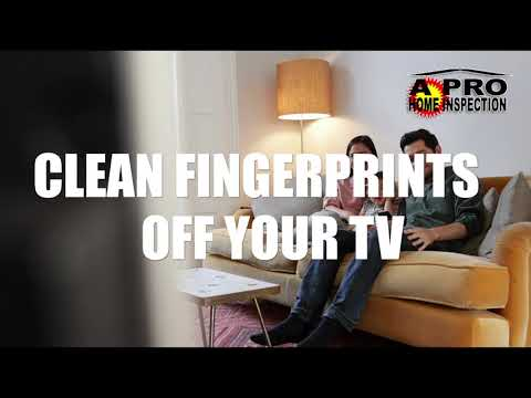 A Pro Home Inspection - Fingerprints On TV