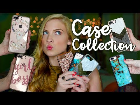 IPhone Case Collection 2017 // Try-On (iPhone Seven Plus) • Lottie Smalley