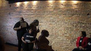 Charm City Comedy Project - The Premium Hour Show - 3-30-19 (R Kelly Sketch)