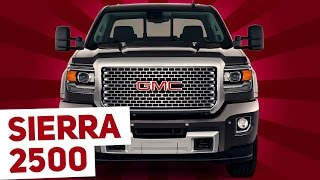2016 gmc sierra denali 2500   the cadillac of heavy duty pickup trucks