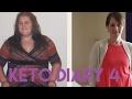 KETO DIARY 4 | Losing weight finally