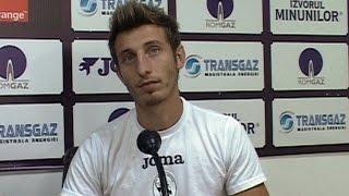 Radu Zaharia despre Gaz Metan FC Voluntari | novatv.ro
