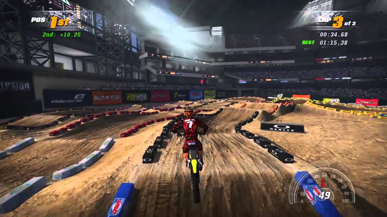 mx vs atv supercross encore ps4 livestream part 2 youtube. Black Bedroom Furniture Sets. Home Design Ideas