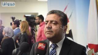 بالفيديو : م . حسام الجمل : نتعاون مع
