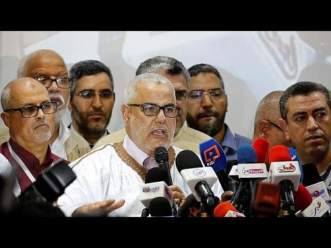 Moderate Islamists win elections in Morocco