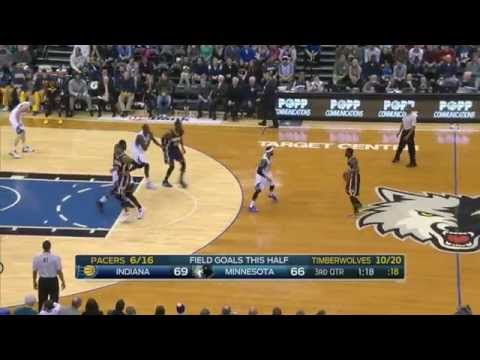 Mo Williams Forgets How to Defend