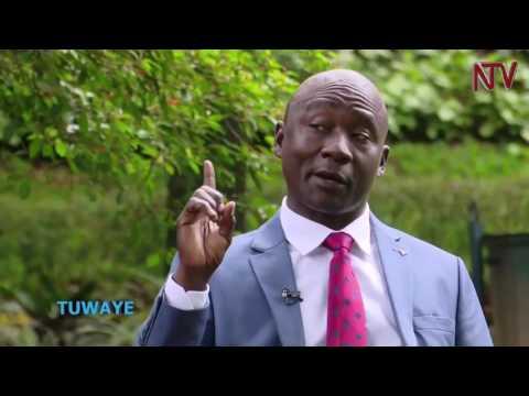 Tuwaye ne Kiwalabye Male ku nsonga z'ettaka lya Buganda.