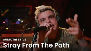 Stray From The Path - Second Death | Audiotree Live