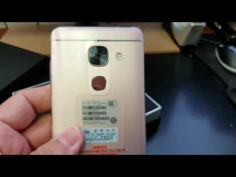 LETV LE MAX 2 X820 DUAL SIM Unboxing Video – in Stock at www.welectronics.com