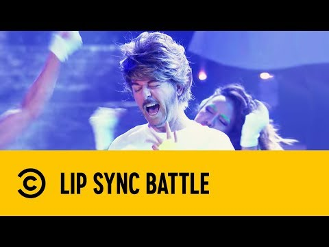 David Spade Performs Wham!s Wake Me Up Before You GoGo  Lip Sync Battle