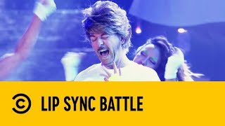 David Spade Performs Wham!'s 'Wake Me Up Before You Go-Go' | Lip Sync Battle