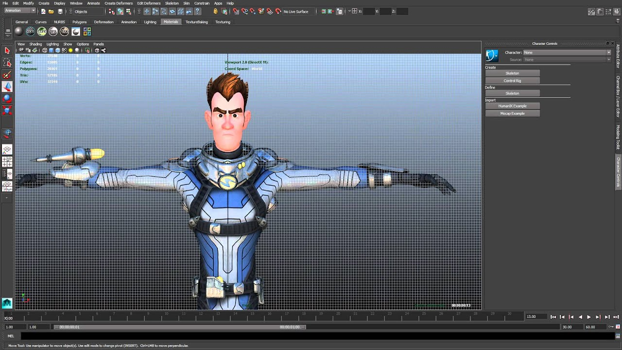 Meet the Experts: Learn about Maya LT. 3D for indie game makers - YouTube