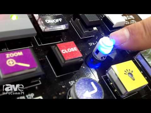 InfoComm 2014: SHANPU Highlights the LED Illuminated Pushbutton Switches