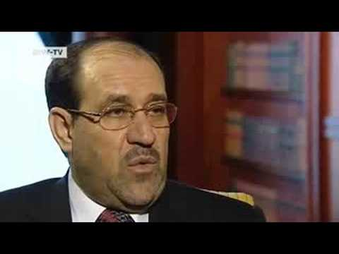 Journal Interview | Nuri al- Maliki, Ministerpräsident Irak