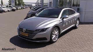 Volkswagen Arteon 2018 Drive Review Interior Exterior
