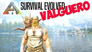 UDFORSKER VALUERO! - ARK Survival Evolved VALGUERO Modded Archaic Ascension Pyria Dansk Ep 2