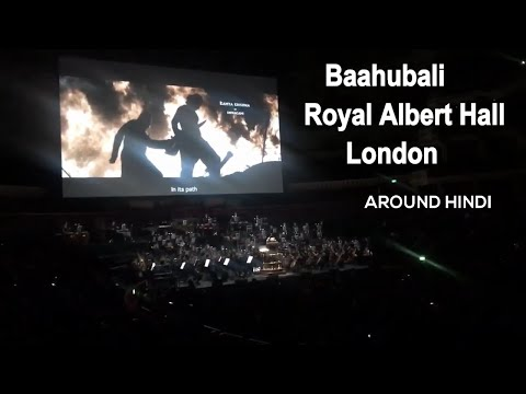 Baahubali Royal Albert Hall | | Anushka Shetty & Prabhas | SS Rajamouli | M.M.Kreem | AROUND HINDI