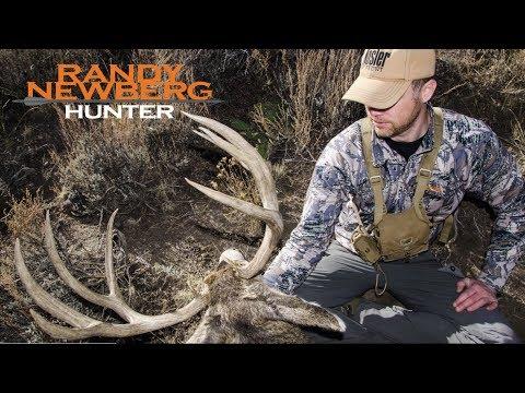 2016 Nevada Mule Deer TV version  Fresh Tracks with Randy Newberg Part 2