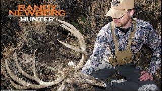 2016 Nevada Mule Deer TV version - Fresh Tracks with Randy Newberg (Part 2)