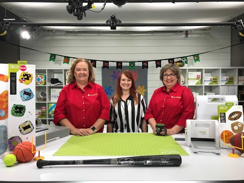 Trunk Show Series: Hit a Home Run for National Sewing Month