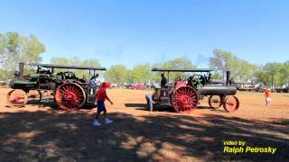 Steam Tractor Tug-of-War