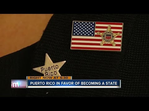 Puerto Rico one step closer to becoming the 51st state in the country
