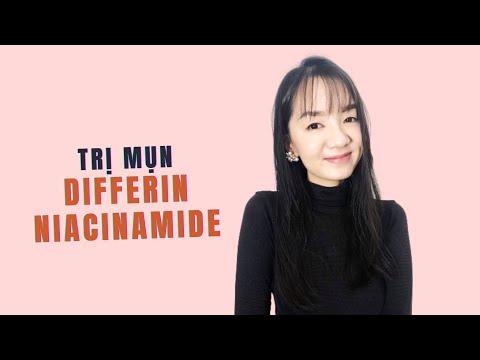 Sản phẩm mình dùng để trị mụn: Differin, TO Niacinamide - Phần 1 | Products to treat my acnes