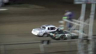 Independence Motor Speedway IMCA Hobby Stock Feature