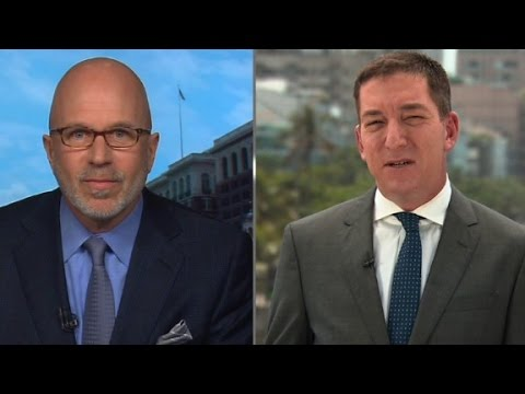 Greenwald on Wikileaks CIA dump (full inteview)