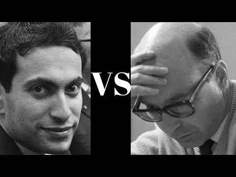 Chess Outposts : Exciting notable game : Mikhail Tal vs David Bronstein - USSR ch. 1959
