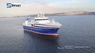 NB1022 Freezer Trawler