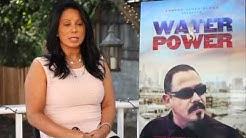 "Water & Power: Wanda De Jesus ""Officer Siler"" Official Movie Interview"