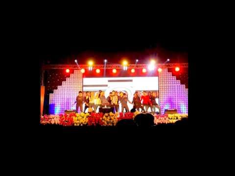 Christ Thiruvalla Annual Day Dance 2016