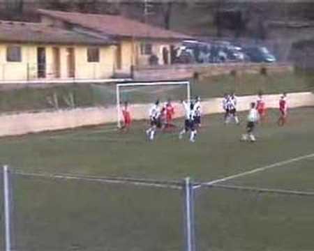 M.Pet. Fontignano - Sant'Erminio Montebagnolo (0-1 Francis)