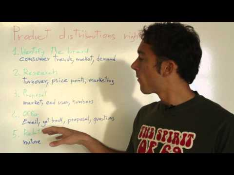 How To Get Product Distribution Rights - SenseTalks™