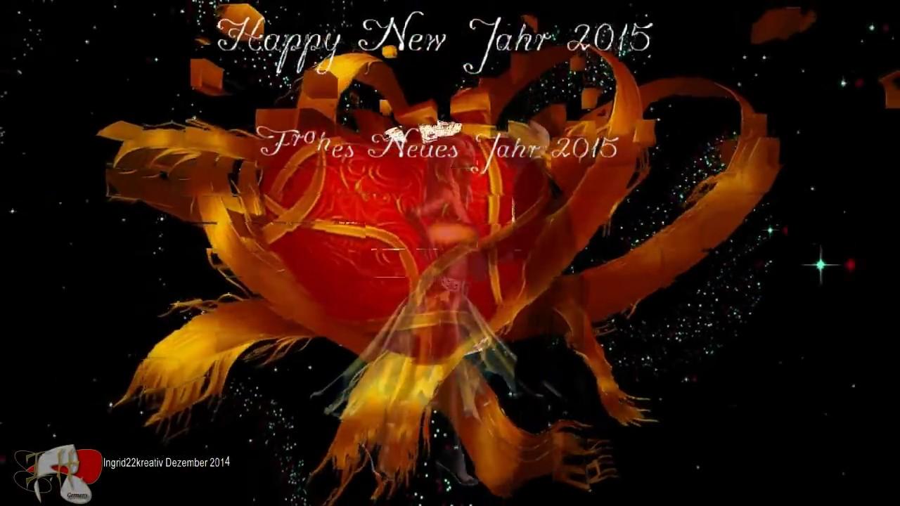 guten Rutsch_Happy New Jahr_Frohes neues Jahr - YouTube