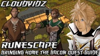 Runescape Bringing Home The Bacon Quest Guide HD